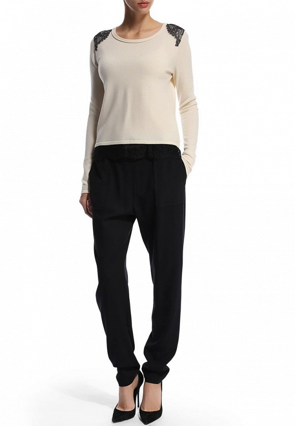 Женские зауженные брюки Boss Orange 50271327: изображение 6