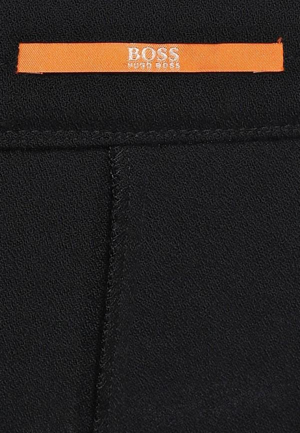 Женские зауженные брюки Boss Orange 50271327: изображение 12