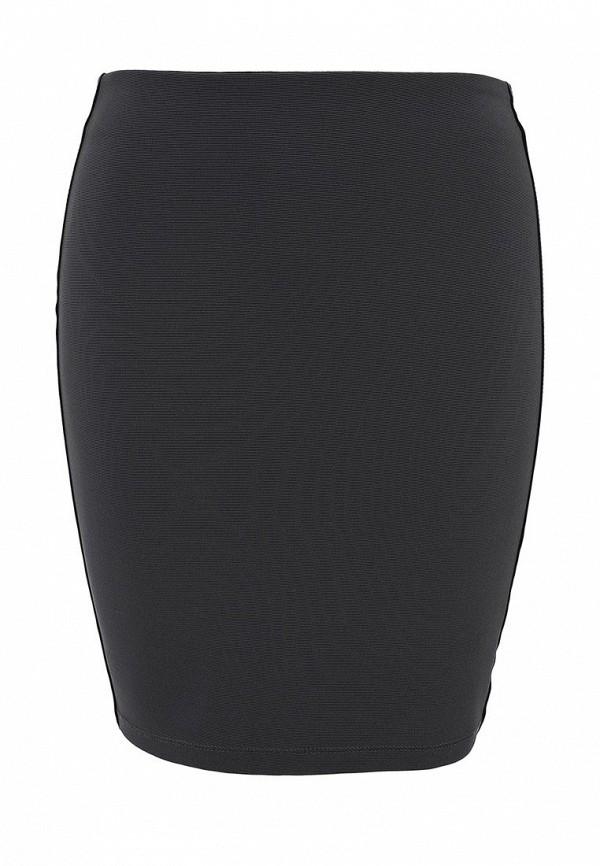 Прямая юбка Boss Orange 50271850: изображение 1