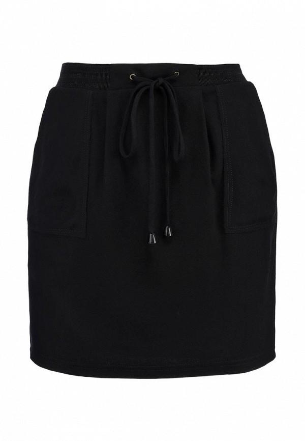 Прямая юбка Boss Orange 50271851: изображение 1