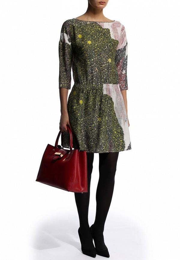 Платье-мини Boss Orange 50277392: изображение 3