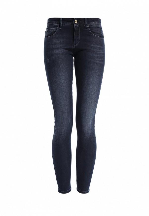 Зауженные джинсы Boss Orange 50277643: изображение 1