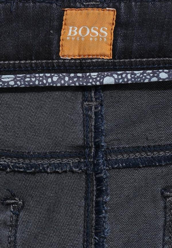 Зауженные джинсы Boss Orange 50277643: изображение 2