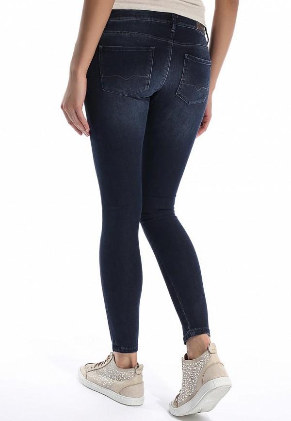Зауженные джинсы Boss Orange 50277643: изображение 4
