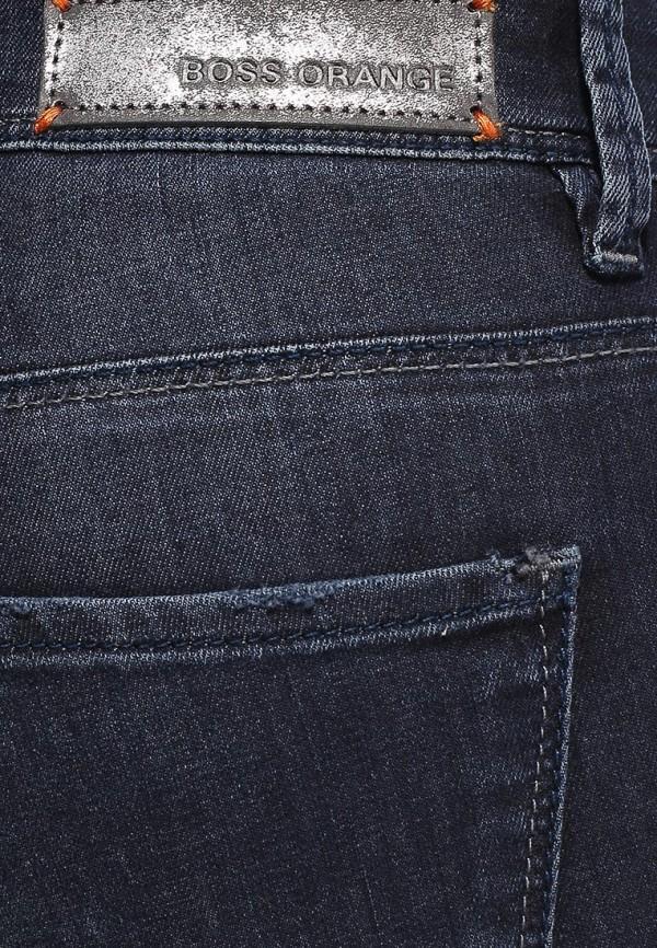 Зауженные джинсы Boss Orange 50277643: изображение 6