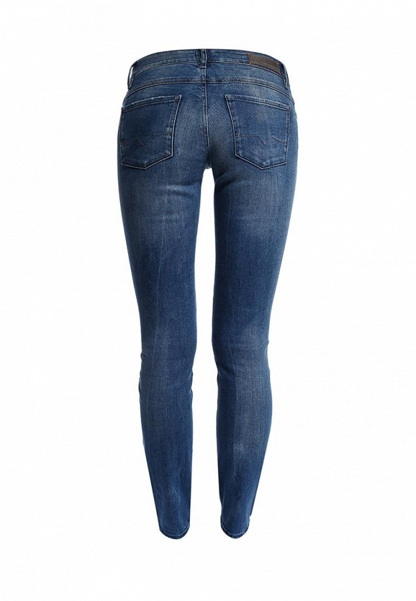 Зауженные джинсы Boss Orange 50277910: изображение 2