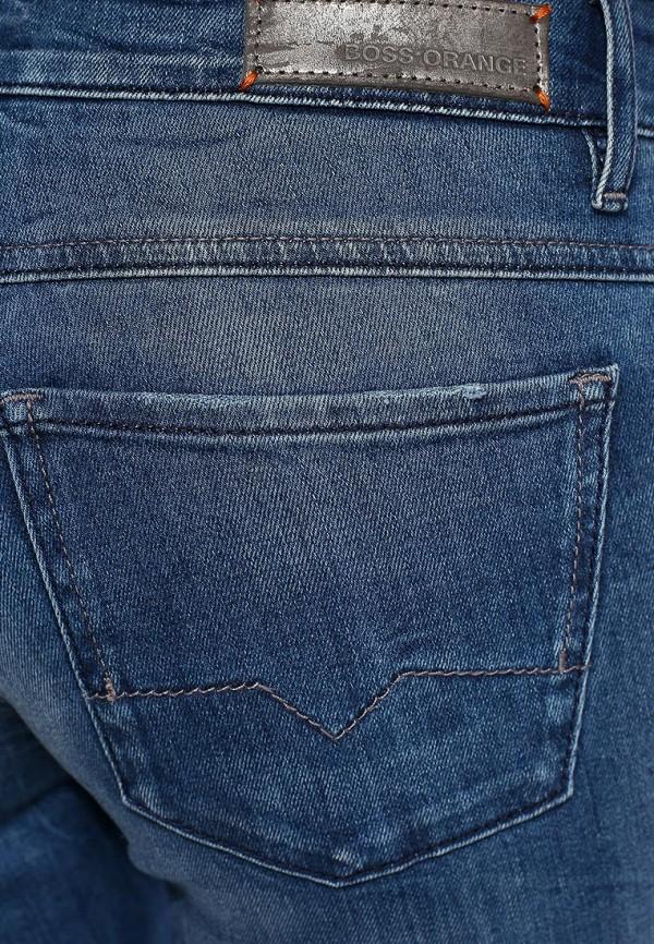 Зауженные джинсы Boss Orange 50277910: изображение 3