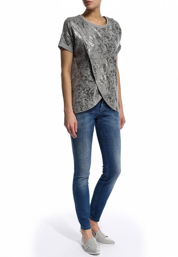 Зауженные джинсы Boss Orange 50277910: изображение 4