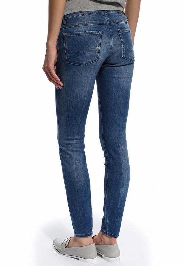 Зауженные джинсы Boss Orange 50277910: изображение 7