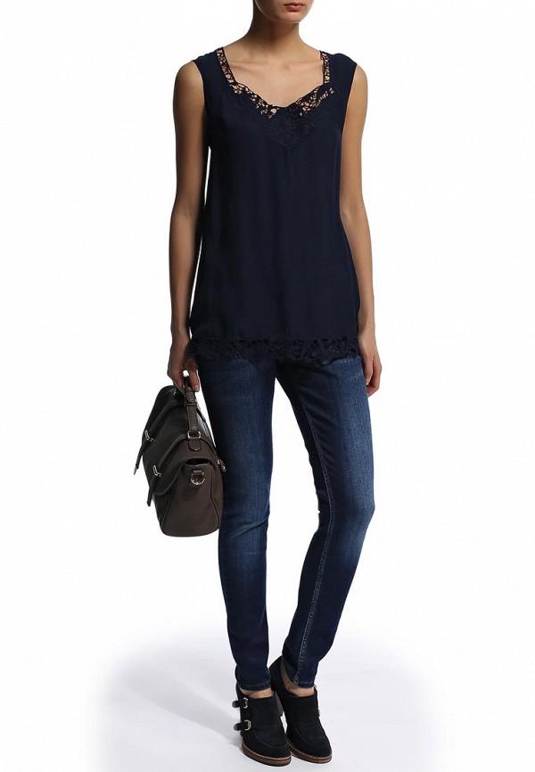 Зауженные джинсы Boss Orange 50278372: изображение 2