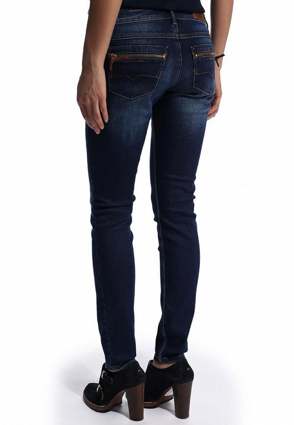 Зауженные джинсы Boss Orange 50278372: изображение 3