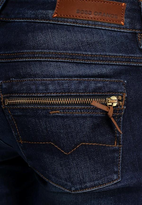 Зауженные джинсы Boss Orange 50278372: изображение 5