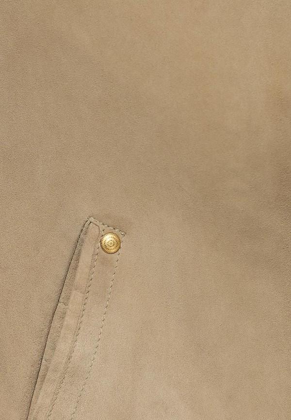 Кожаная куртка Boss Orange 50283861: изображение 6