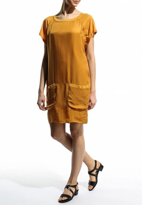 Платье-миди Boss Orange 50285172: изображение 3