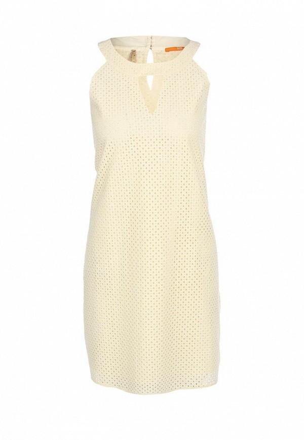 Платье-миди Boss Orange 50285452: изображение 1