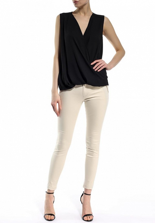 Женские зауженные брюки Boss Orange 50285724: изображение 3