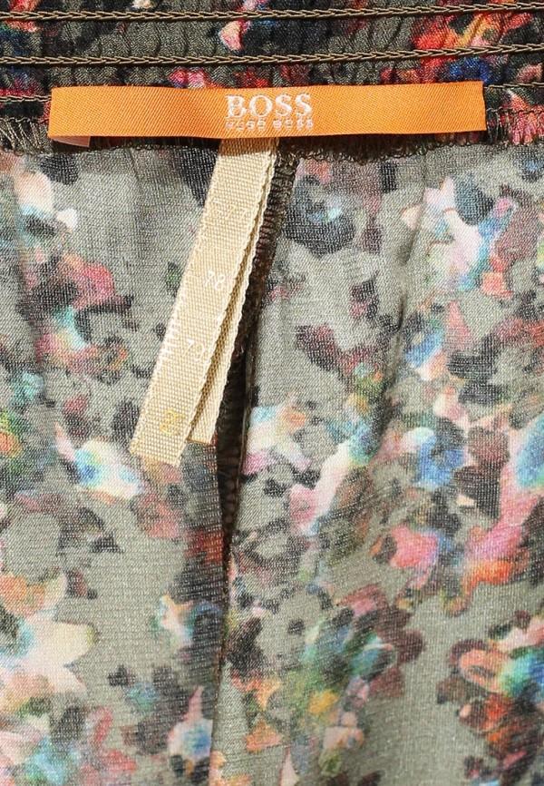 Женские зауженные брюки Boss Orange 50285146: изображение 2