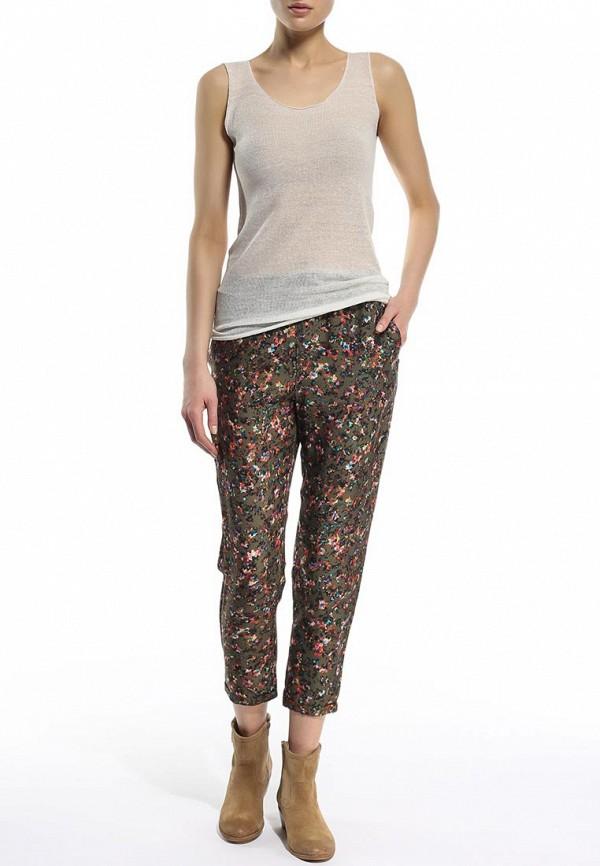 Женские зауженные брюки Boss Orange 50285146: изображение 3