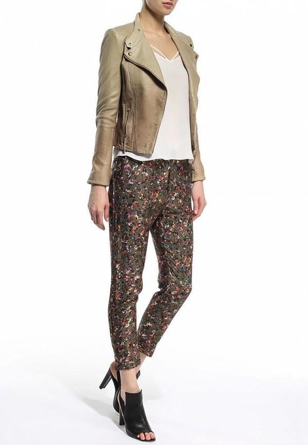 Женские зауженные брюки Boss Orange 50285146: изображение 5