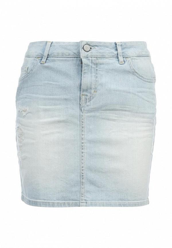 Узкая юбка Boss Orange 50285342: изображение 1