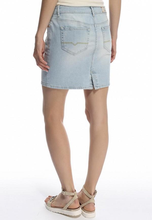 Узкая юбка Boss Orange 50285342: изображение 5