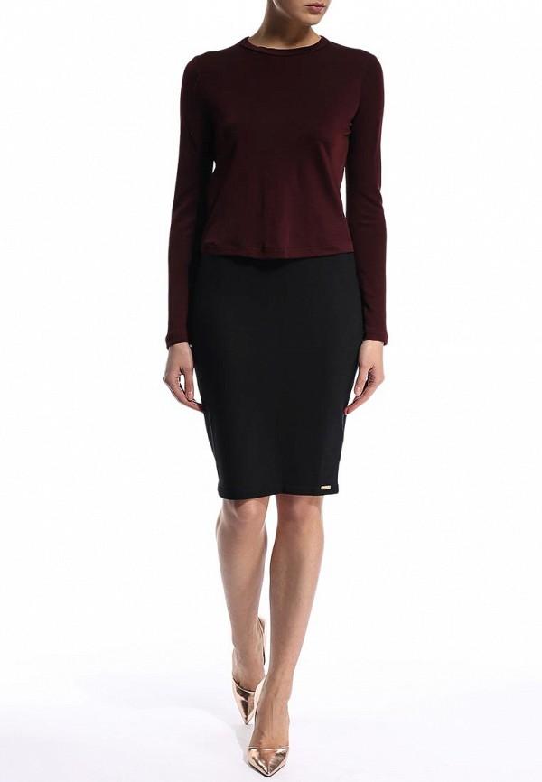 Узкая юбка Boss Orange 50283350: изображение 3