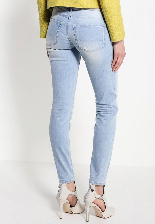 Зауженные джинсы Boss Orange 50283442: изображение 4