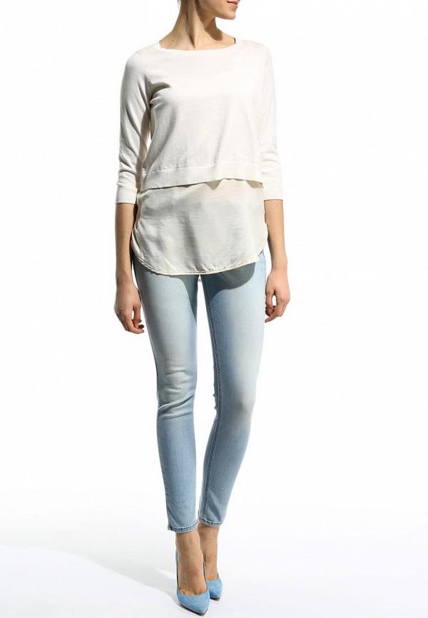 Зауженные джинсы Boss Orange 50283015: изображение 3