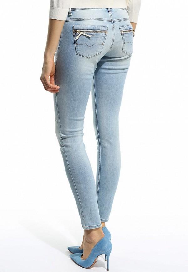 Зауженные джинсы Boss Orange 50283015: изображение 4