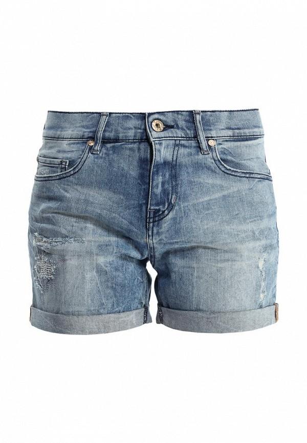 Женские джинсовые шорты Boss Orange 50283466: изображение 1