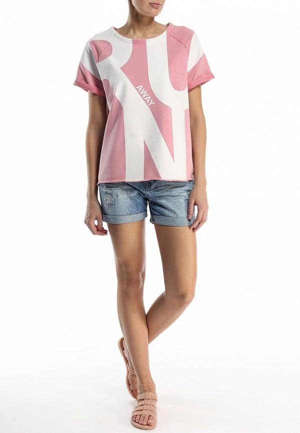 Женские джинсовые шорты Boss Orange 50283466: изображение 2