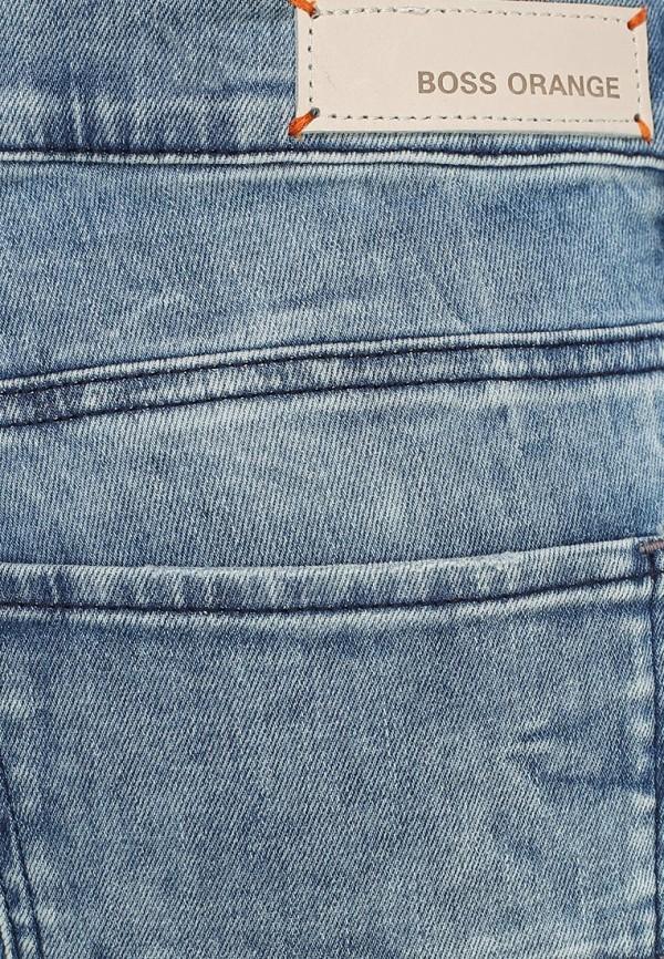 Женские джинсовые шорты Boss Orange 50283466: изображение 5