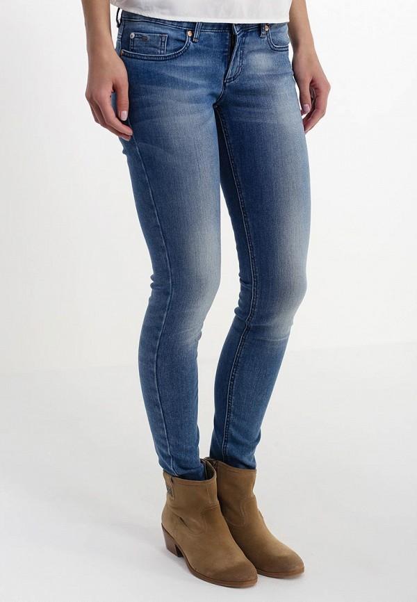 Зауженные джинсы Boss Orange 50283013: изображение 2