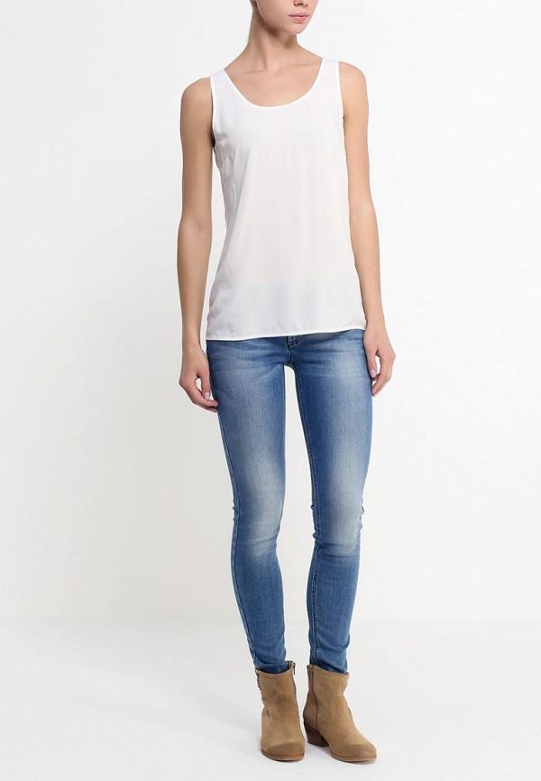 Зауженные джинсы Boss Orange 50283013: изображение 3