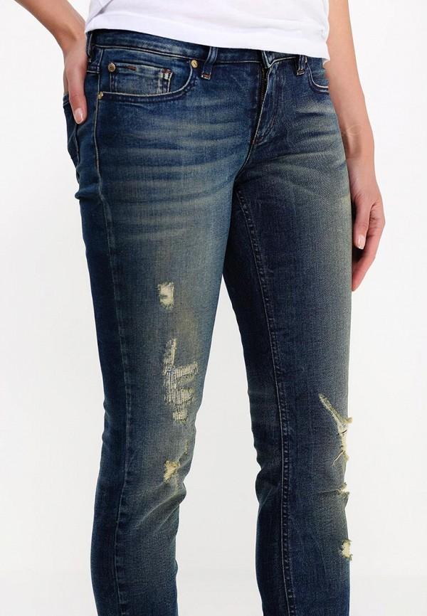 Зауженные джинсы Boss Orange 50289503: изображение 2