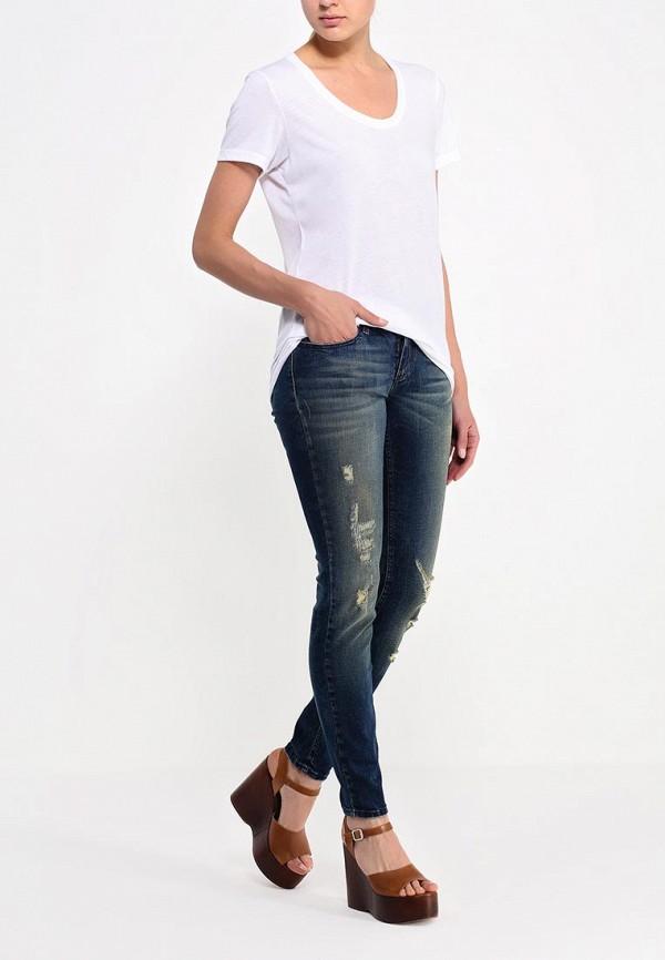 Зауженные джинсы Boss Orange 50289503: изображение 3