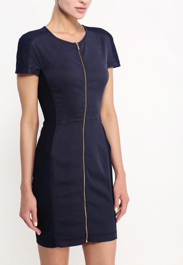 Платье-миди Boss Orange 50290043: изображение 3