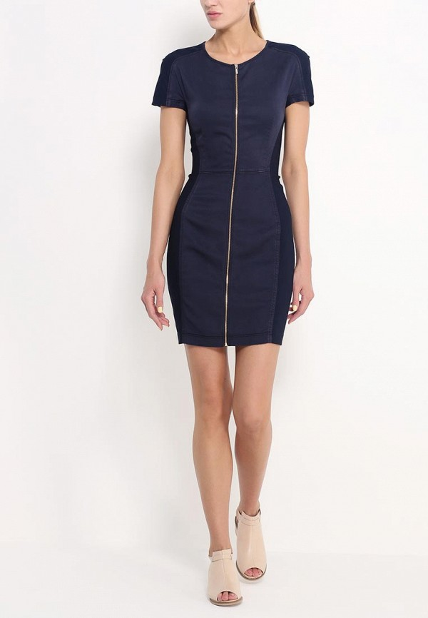 Платье-миди Boss Orange 50290043: изображение 4