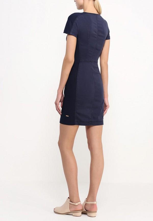 Платье-миди Boss Orange 50290043: изображение 5