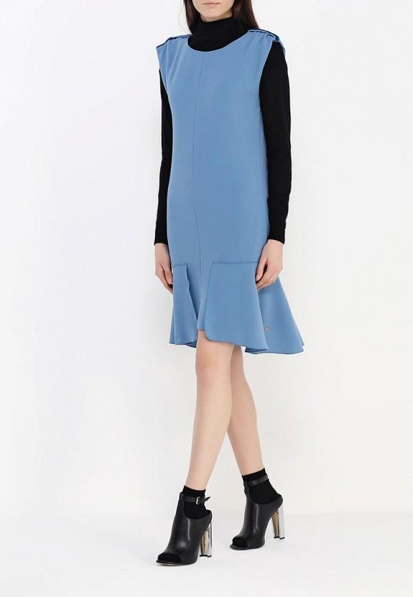 Платье-миди Boss Orange 50290046: изображение 2
