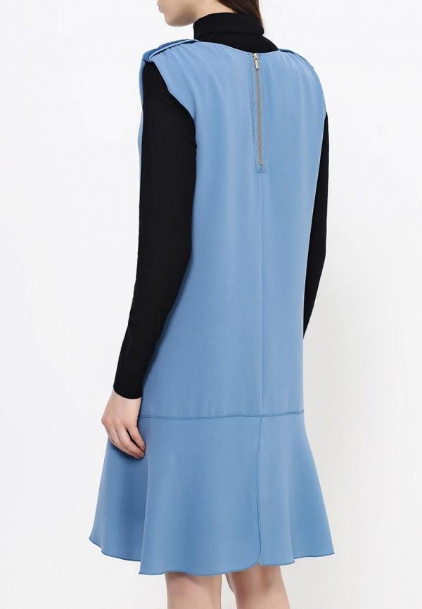 Платье-миди Boss Orange 50290046: изображение 4