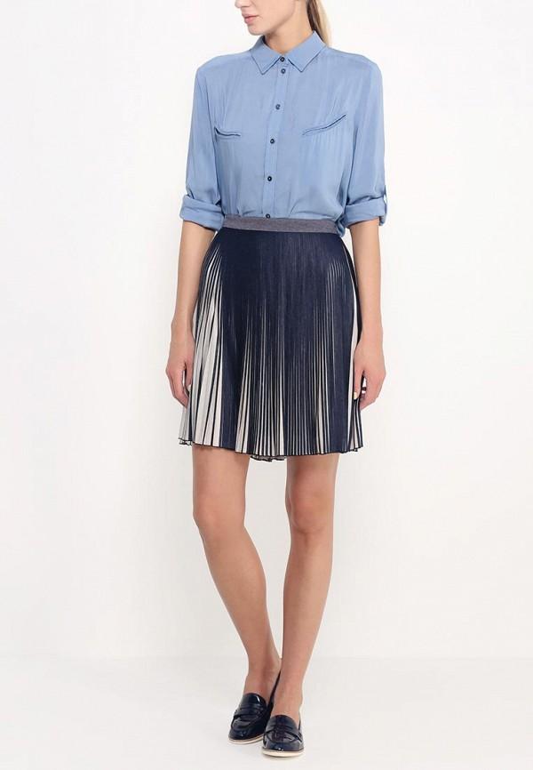 Широкая юбка Boss Orange 50289570: изображение 4