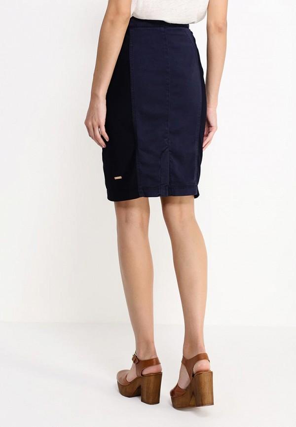 Узкая юбка Boss Orange 50289577: изображение 4
