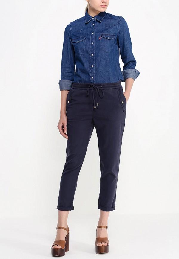 Женские зауженные брюки Boss Orange 50289579: изображение 3
