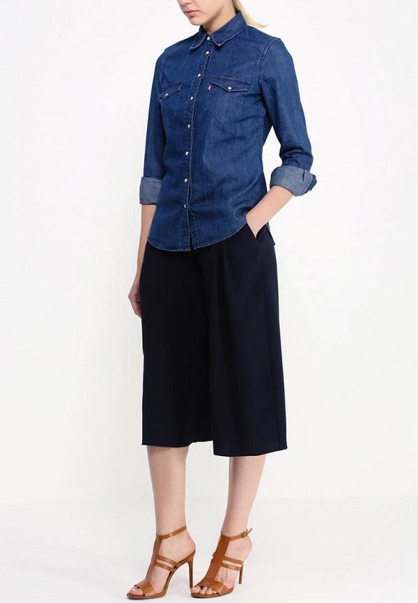 Женские широкие и расклешенные брюки Boss Orange 50289575: изображение 3