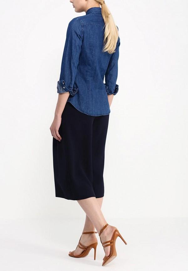 Женские широкие и расклешенные брюки Boss Orange 50289575: изображение 5