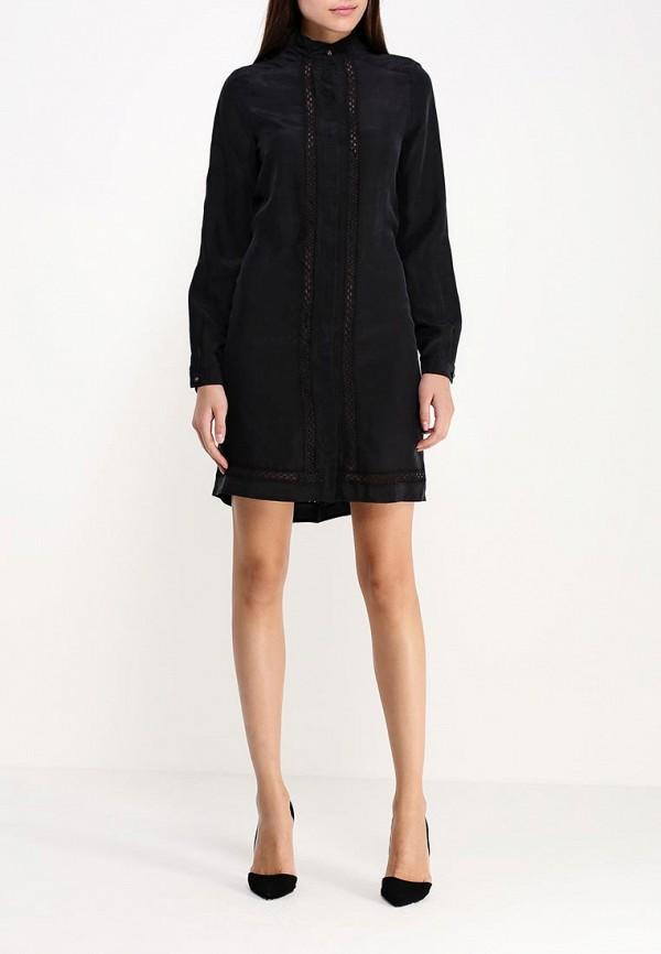 Платье-миди Boss Orange 50296527: изображение 3
