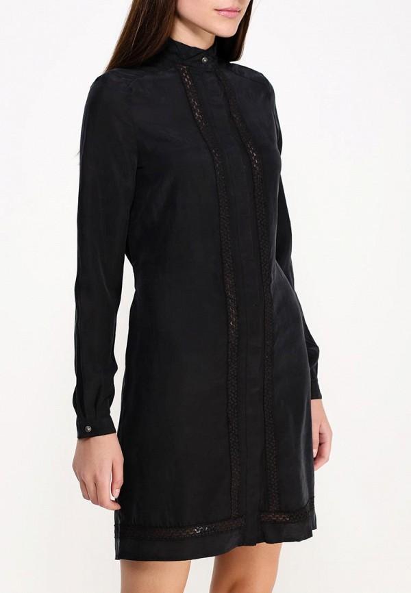 Платье-миди Boss Orange 50296527: изображение 4