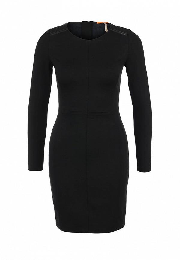Платье-мини Boss Orange 50296243: изображение 1