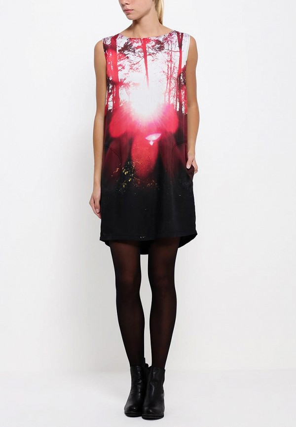 Платье-миди Boss Orange 50296191: изображение 4